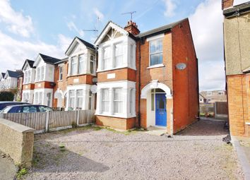 Thumbnail 3 bed property to rent in Woodman Road, Brentwood
