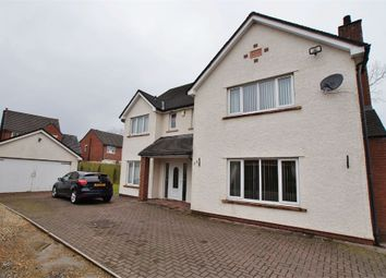 Thumbnail 4 bed detached house for sale in Orchard Lea, Off Wigton Road, Carlisle, Cumbria