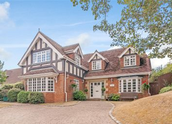 Thumbnail 5 bed detached house for sale in Watersplash Lane, Ascot, Berkshire