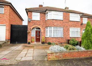Thumbnail 3 bed semi-detached house for sale in Edenhurst Avenue, Leicester