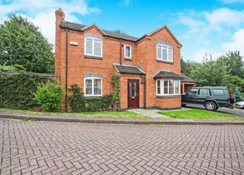 Thumbnail 4 bed detached house for sale in The Elms, Whitwick, Coalville, .