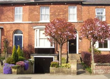 Thumbnail 3 bed terraced house to rent in Spring Road, Hale, Cheshire