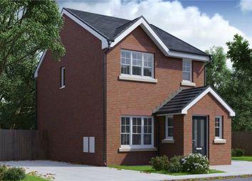 Thumbnail 3 bed detached house for sale in Vicarage Gardens, Platt Bridge, Wigan, Lancashire