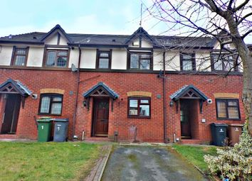 Thumbnail 2 bed terraced house for sale in Woodland Road, Bebington, Wirral
