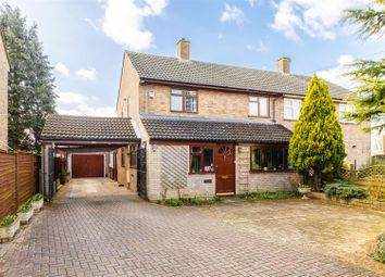 3 bed semi-detached house for sale in Northfields, Letchworth Garden City SG6