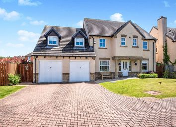 Thumbnail 5 bed detached house for sale in Big Brigs Way, Newtongrange, Dalkeith