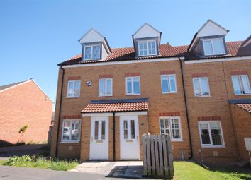 Thumbnail 3 bedroom town house for sale in St. Catherines Way, Bishop Auckland