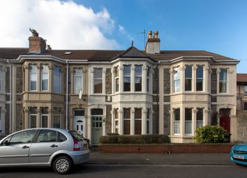Thumbnail 3 bed terraced house for sale in Glebe Road, St. George, Bristol