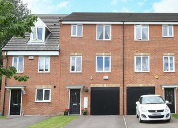 Thumbnail 4 bedroom town house for sale in Alpina Way, Swallownest, Sheffield, South Yorkshire