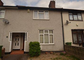 Thumbnail 2 bed terraced house for sale in Brittain Road, Dagenham