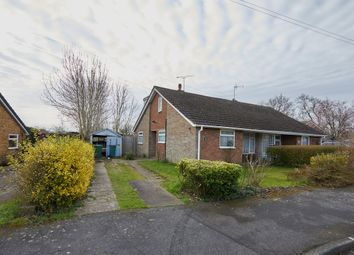Thumbnail 3 bed bungalow for sale in 21 Meriton Road, Lutterworth, Leicestershire