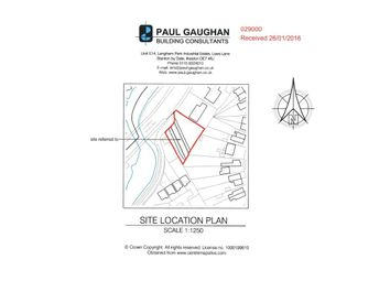 Thumbnail Land for sale in Tamworth Road, Long Eaton, Nottingham