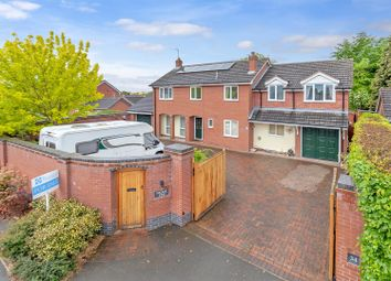 Thumbnail 5 bed detached house for sale in 34 Newtown, Baschurch, Shrewsbury
