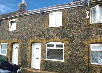 Thumbnail 2 bedroom terraced house for sale in High Street, Lakenheath, Brandon