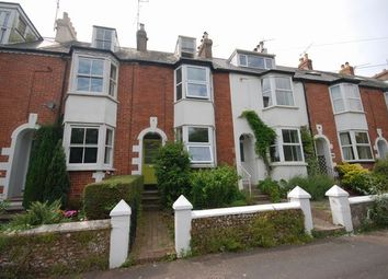 Thumbnail 3 bed terraced house for sale in Lawn Vista, Sidmouth