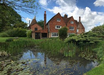 Thumbnail 6 bed detached house to rent in Bayleys Hill Road, Bough Beech, Edenbridge
