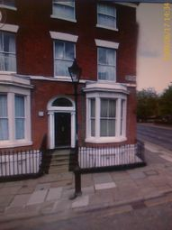 Thumbnail 1 bed flat to rent in Falkner Street, Toxteth, Liverpool
