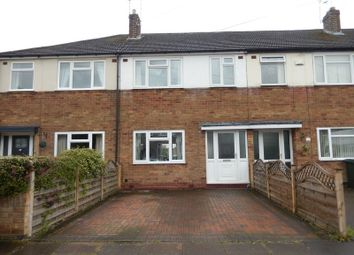 Thumbnail 3 bed terraced house for sale in Rothesay Avenue, Tile Hill, Coventry