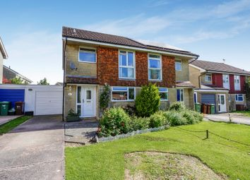 Thumbnail 3 bed semi-detached house for sale in Waverley Close, Frome