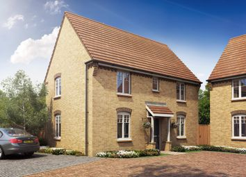 "Thumbnail 3 bedroom end terrace house for sale in ""Hadley"" at Southern Cross, Wixams, Bedford"