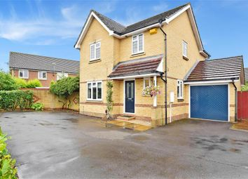 Thumbnail 3 bed detached house for sale in St. Lawrence Way, Caterham, Surrey