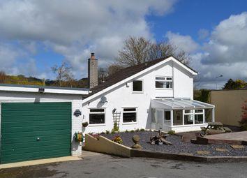 Thumbnail 4 bed detached house for sale in Llwyn Gibwst, Llansannan