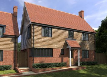 Thumbnail 3 bed detached house for sale in Monks Eleigh, Ipswich, Suffolk