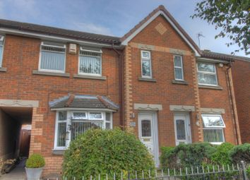 Thumbnail 3 bedroom terraced house for sale in Lindengate Avenue, Hull