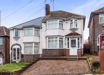Thumbnail 3 bed semi-detached house for sale in Woolmore Road, Birmingham, West Midlands