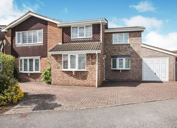 Thumbnail 5 bed detached house for sale in Ullswater Avenue, Nuneaton, Warwickshire