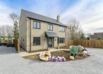 Thumbnail 4 bed detached house for sale in Peters Close, Kimbolton Road, Chelveston, Wellingborough