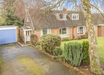 Thumbnail 3 bedroom bungalow for sale in Hillside Way, Welwyn, Hertfordshire, England