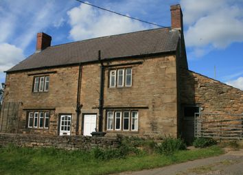 Thumbnail 4 bed farmhouse for sale in Back Road, Apperknowle