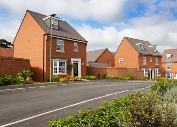 """Thumbnail 4 bed detached house for sale in """"Bayswater"""" at Wellfield Way, Whitchurch"""