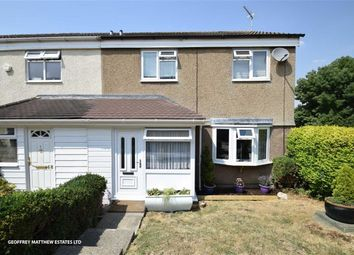 Thumbnail 3 bed end terrace house for sale in Spruce Hill, Harlow, Essex