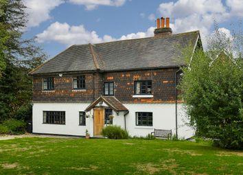 Thumbnail 4 bed cottage for sale in Pixham Lane, Dorking