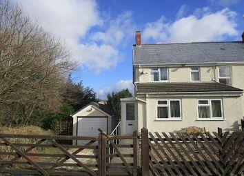 Thumbnail 3 bed semi-detached house for sale in Pen Y Bryn, Cwmllynfell, Swansea, City & County Of Swansea.