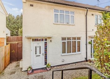 Thumbnail 2 bed end terrace house for sale in Dursley Road, London