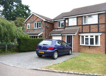Thumbnail 4 bed detached house for sale in Grasmere Close, Winnersh, Wokingham, Berkshire