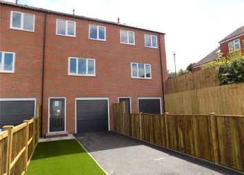 Thumbnail 3 bed town house to rent in Fairview Row, Derby Road, Heanor, Derbyshire