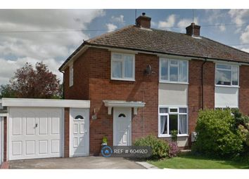Thumbnail 3 bed semi-detached house to rent in Throckmorton Road, Alcester