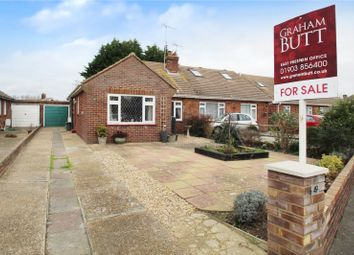 Thumbnail 3 bed bungalow for sale in Russells Close, East Preston, Littlehampton, West Sussex