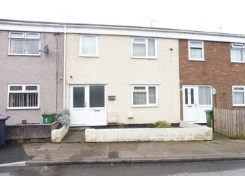 Thumbnail 3 bed terraced house for sale in Turberville Road, Cwmbran