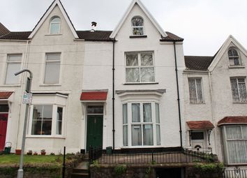 Thumbnail 6 bedroom terraced house to rent in Southville Mews, The Grove, Uplands, Swansea