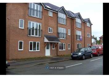 Thumbnail 1 bed flat to rent in Burnside Street, Derby