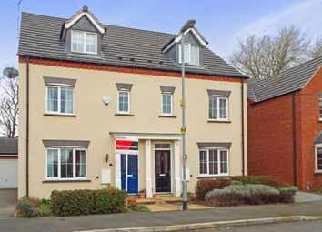 Thumbnail 4 bed semi-detached house for sale in Fieldfare Close, Bramcote, Nottingham, .