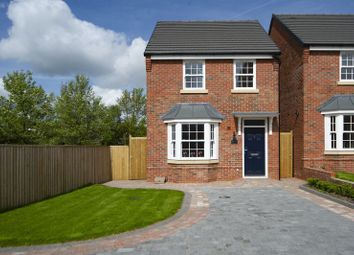 Thumbnail 3 bed detached house for sale in Buxton House 6, Nuevo Court, Newbridge Crescent, Wolverhampton