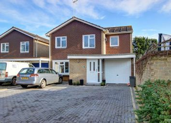 Thumbnail 5 bed detached house for sale in St. Blaize Road, Romsey