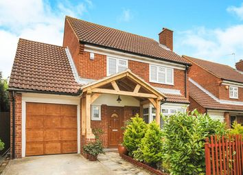 Thumbnail 4 bed detached house for sale in Crawfords, Hextable, Swanley