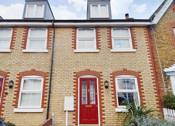 Thumbnail 3 bed terraced house for sale in Harwich Street, Whitstable